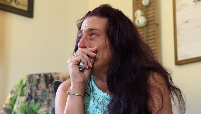 Traci Cunningham remembers the last time she saw her son, Chance Harley, outside a local hotel just days before his death. Harley died of an overdose at the age of 22.