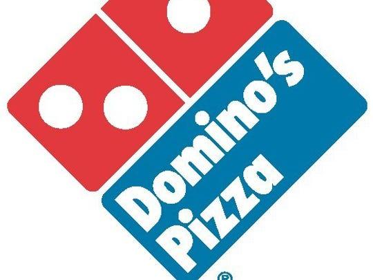 Domino's old logo.