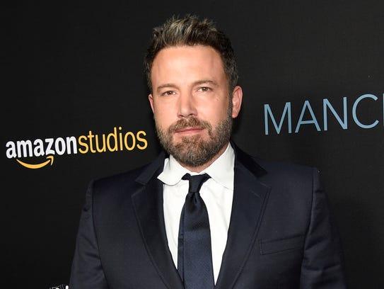 Ben Affleck apologized to actress Hilarie Burton after