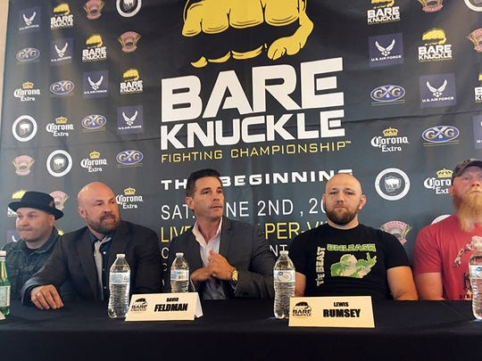 Is there a place for the 'manly art' of bare-knuckle boxing in the 21st century?