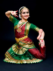 Roma Paranjpe, a 15-year-old from Bridgewater, will have her arangetram (solo dance debut) this Saturday  Paranjpe has been studying Bharatanatyam, the classical dance of southern India, since she was six, at Bhaarat Nritya Academy in Bridgewater.