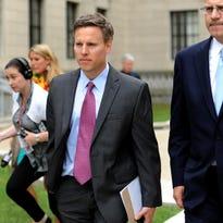 Gov. Christie talks about GWB scandal report