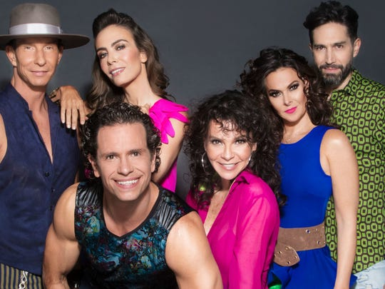 Timbiriche will be at Ak-Chin Pavilion in Phoenix on