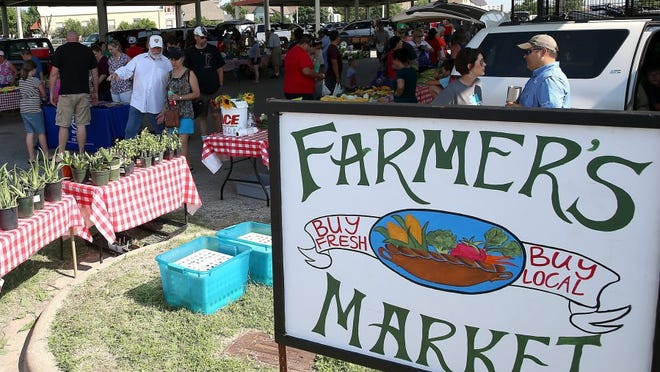 Check out these local farmers markets in and around San Angelo.