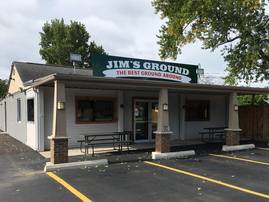 Jim's Ground at 1205 Spencerport Road.