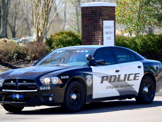 Jackson Police responded to an officer-involved shooting