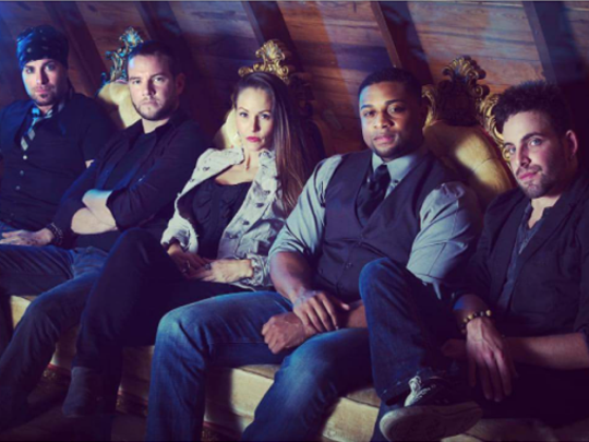 Kristin & the Noize will perform Saturday, Oct. 26, at The Starboard in Dewey Beach.