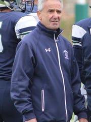 Joe D'Angelo led Cranbrook Kingswood's football team