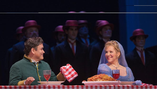 """The """"Divas and Dinner"""" series will explore food in opera."""
