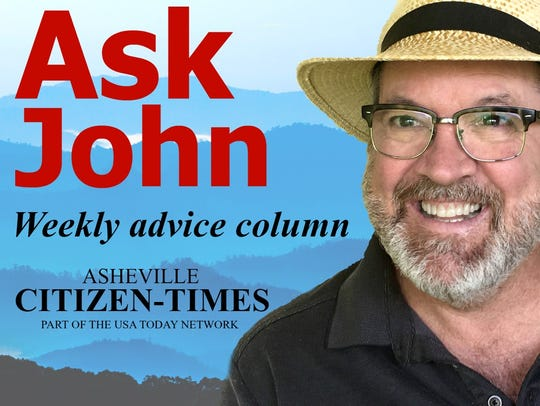 Ask John, by N. John Shore Jr., appears every Friday