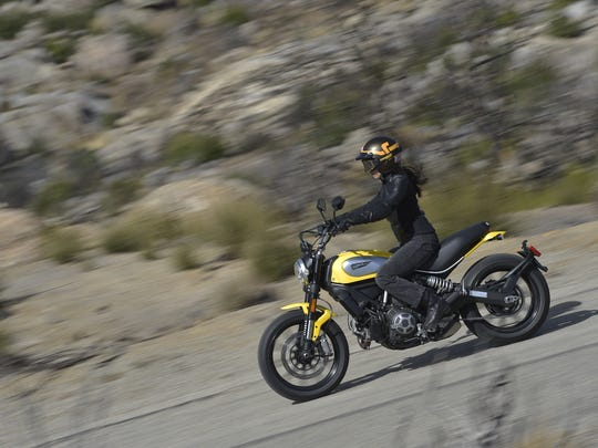 Motorcycle review: Ducati thinks simple on Scrambler