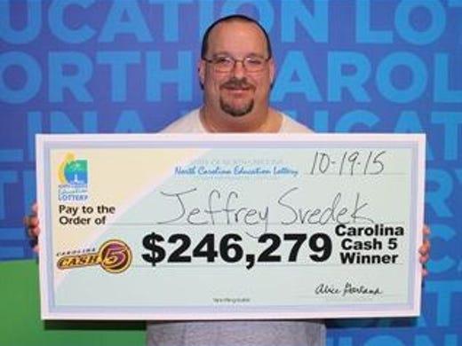 story news local burlington wins powerball jackpot