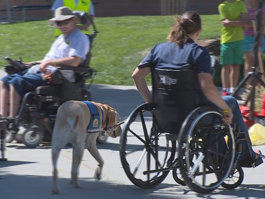 a personal narrative on training dogs for the canine companions for independence Canine companions for independence at baylor scott and white opens $10 million canine companions center, trains dogs to at the end of the training.