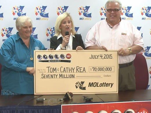 Ohio Lottery Powerball Past Winning Numbers