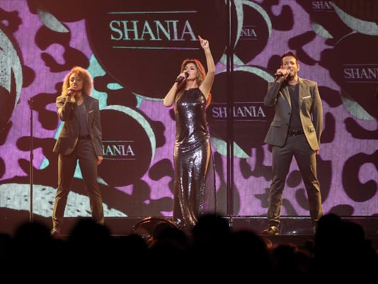Shania Twain Concert