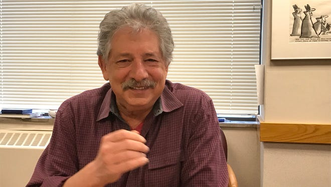 Madison Mayor Paul Soglin is a vocal proponent of cannabis legalization.