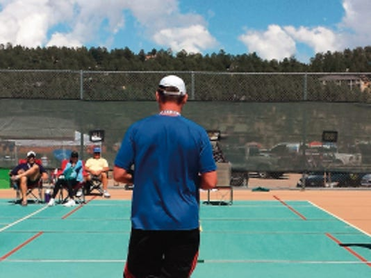 Ruidoso is set to host the second Ruidoso Pickleball Championships at the White Mountain Sports Complex June 12 to 14.