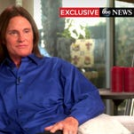Bruce Jenner sits down with ABC News' Diane Sawyer for an interview that aired April 24.