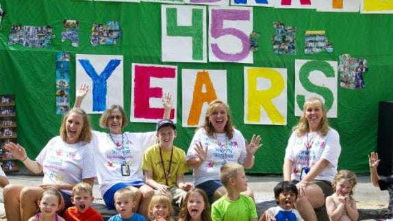 The Happy Helpers Child Care & Preschool Center celebrated 45 years in operation in 2017.