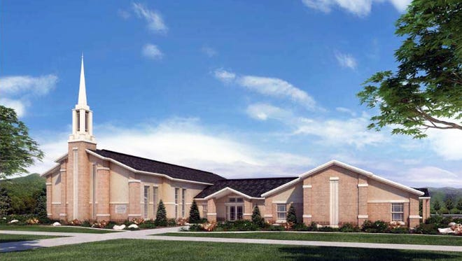 The Church of Jesus Christ of the Latter-day Saints is building a new church on the northwest corner of Randall and Everglades boulevards in Golden Gate Estates.