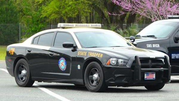Florida Highway Patrol cruiser