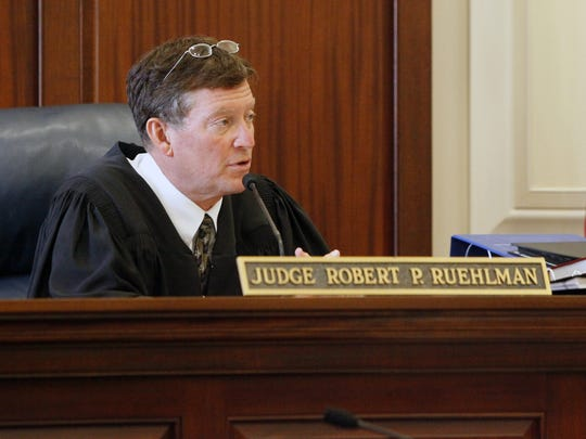 Hamilton County Common Pleas Judge Robert Ruehlman