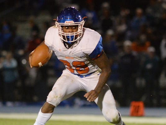 Football: Millville vs. Williamstown