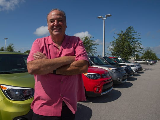 Billy Fuccillo, owner of Fuccillo Kia of Cape Coral, opened this dealership in 2010.