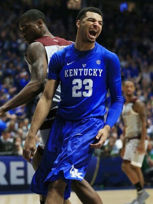 Jamal Murray and the UK Wildcats beat Texas A&M in the SEC tournament final.