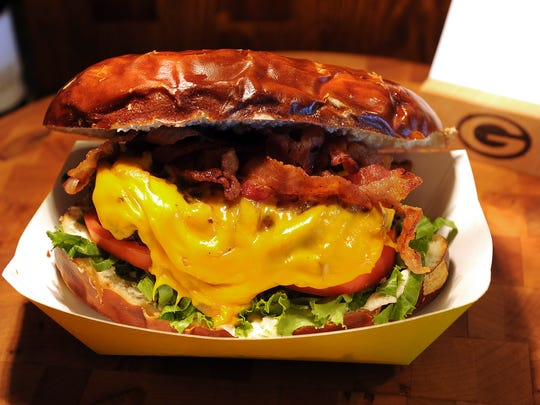 Green 19 Burger
