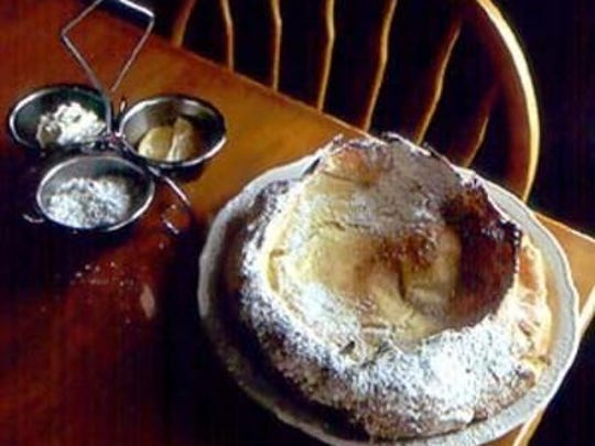 The Original Pancake House in Ankeny has opened. Specialty dishes include the Dutch Baby popover pancake pictured.