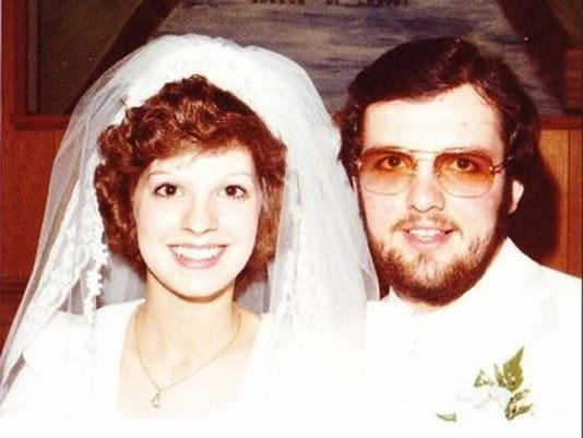 Anniversaries: Carl Jones & Robin jones