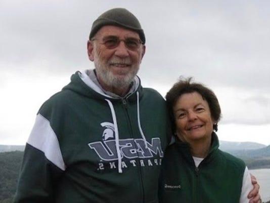 Anniversaries: Fred Jamieson & Kathie Jamieson