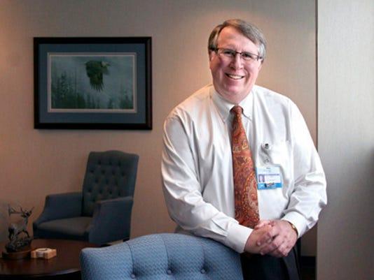 Pic-Paul Spaude, President & CEO, Borgess Health.jpg