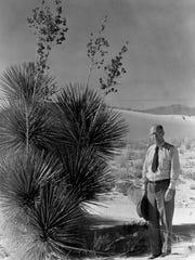 White Sands National Monument First Custodian Tom Charles