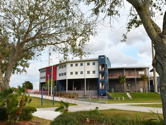 Space Coast Stadium in Viera