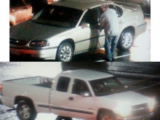 Salinas police are seeking help in identifying three people suspected of shoplifting.