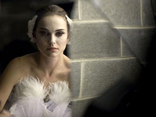 A shot from AFI alum Darren Aronofsky's 2010 film,