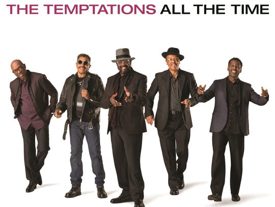 The Temptations newest album released is set for May