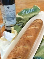 Celebrate Bastille Day with a homemade baguette hot
