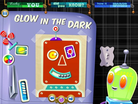 Snazzy science apps explain the unknown to kids
