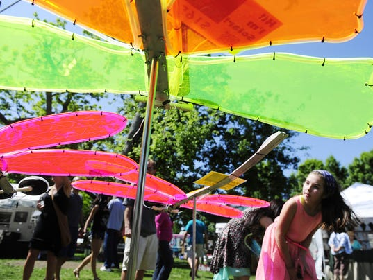 Festivals and fairs pop up all over may weekend for Craft fairs and festivals