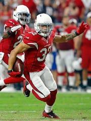 Arizona Cardinals free safety Tyrann Mathieu picks