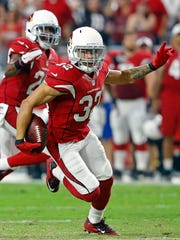 Arizona Cardinals free safety Tyrann Mathieu picks
