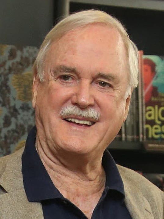 John Cleese at the Riverside Theater, Playboi Carti at the ...