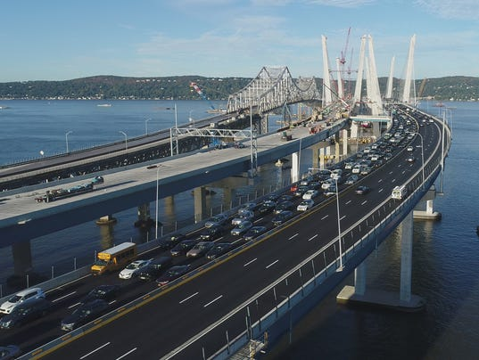 Cuomo Bridge traffic