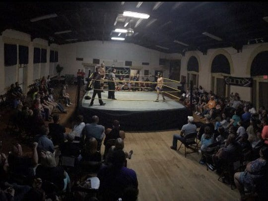 Elite Championship Wrestling holds a show in June of