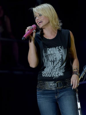 Miranda Lambert will perform Thursday at the Pensacola Bay Center.