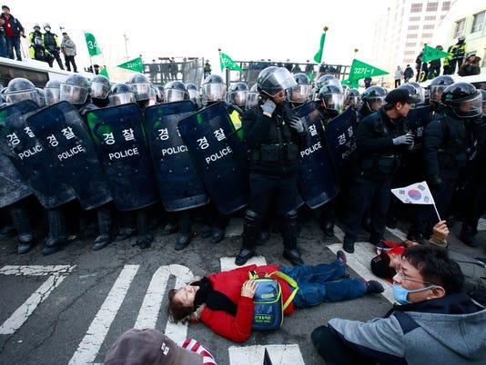 EPA EPASELECT SOUTH KOREA GOVERNMENT POLITICS TRIAL POL CITIZENS INITIATIVE & RECALL KOR