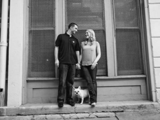 Engagements: Mark Wilson & Tracey Kersten